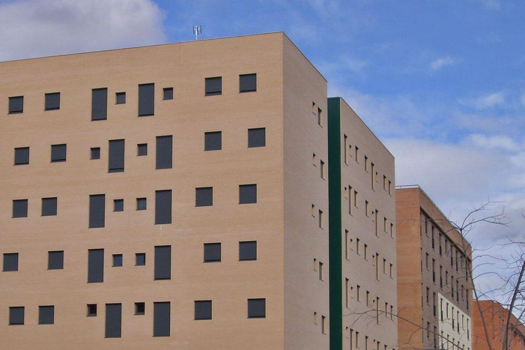 50 Viviendas de protección oficial en Cuenca