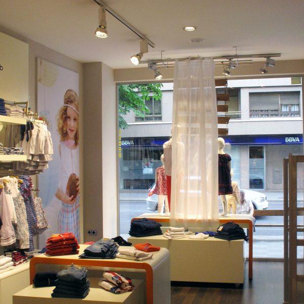 Reforma integral: tienda Gocco