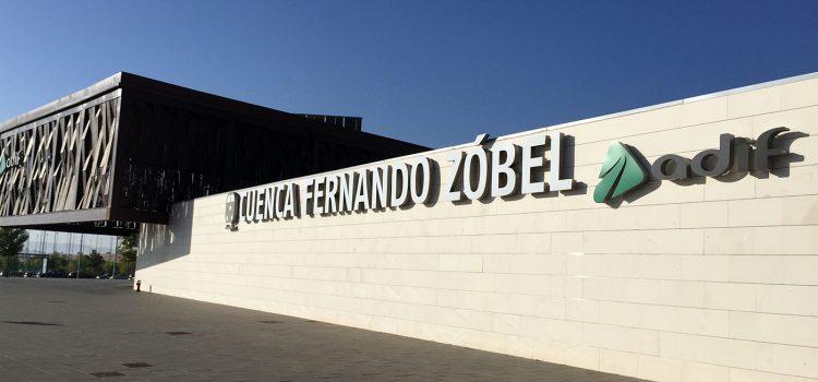 Finalización de las obras de mejora en la estación Cuenca Fernando Zóbel