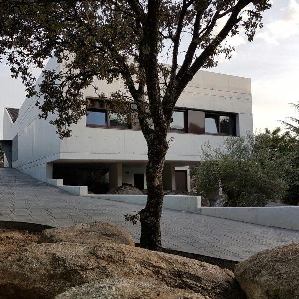 Vivienda unifamiliar en Torrelodones (Madrid)