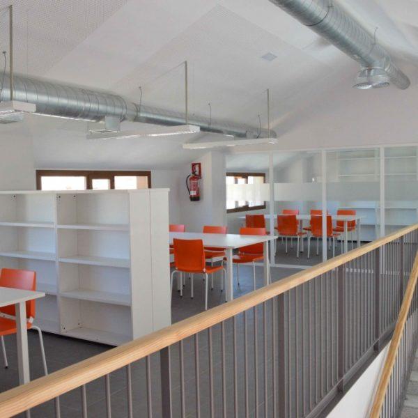 Biblioteca Municipal de Priego