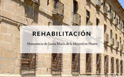 Rehabilitación del Monasterio de Santa María de la Merced