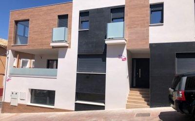 Construcción de vivienda unifamiliar en Buenavista, Cuenca