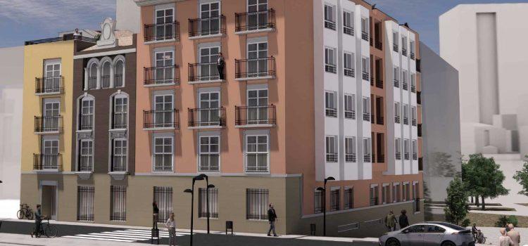 Promoción de edificio de viviendas en Cuenca